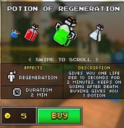 REGENERATIONpotion