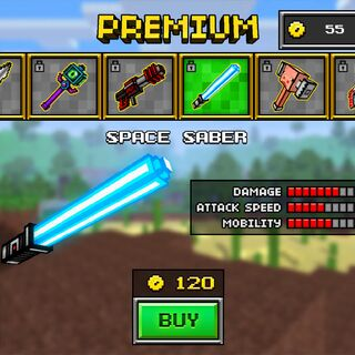 The second form of the current Dark Force Saber, which had the same name (before, the current Dark Force Saber was called