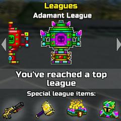 Adamant league.