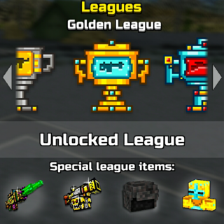 Golden league.