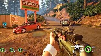 EARTHFALL - Chapter 1 Supply Run Gameplay Walkthrough (New 4 Player Co-Op Alien Action Game 2018)