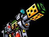 Arcade Flamethrower