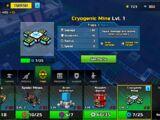 Cryogenic Mine