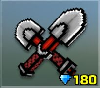 Dagger Shovels