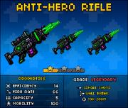 Anti Hero Rifle
