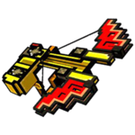 Shuriken Minigun