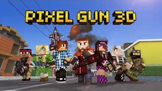 Pixel Gun 3D Official trailer 2017
