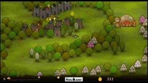 PixelJunk Monsters Easy 1-0