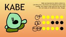 Kabe Statistics