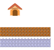 House of Mario With Ground