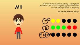 Mii Statistics