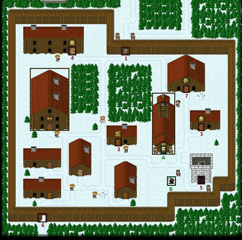 your pixel dungeon maps