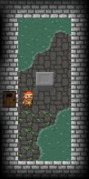 Sewer stage Vault