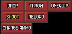 Gun menu SPS-PD