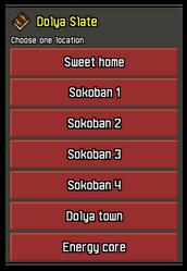 Dolya Slate contents SPS-PD