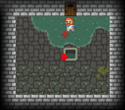 Sewer stage Magic Well Room of Health