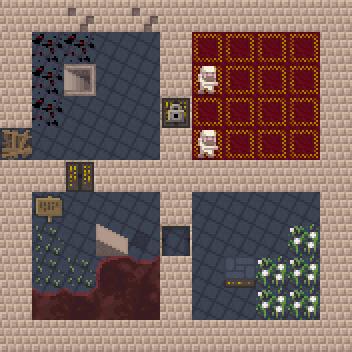 Stage 4 The Dwarven Metropolis Original Pd Pixel Dungeon Wiki
