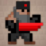 Dwarf Rebel Captain