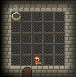 Prison stage Laboratory