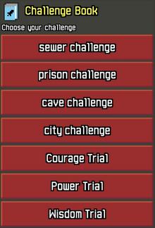 Challenge Boook SPS-PD