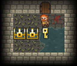 Prison stage Crystal Chests Vault