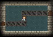 Prison stage Water Bridge