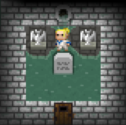 Sewer stage Crypt