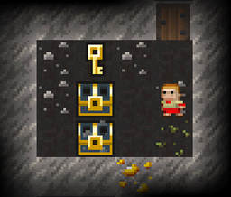 NCaves stage Crystal Chests Vault