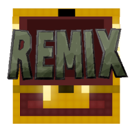 Remixed PD logo