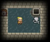 Prison stage Pit