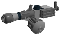DD-M20 Blaster