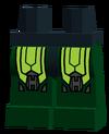 Green Slither Bottom