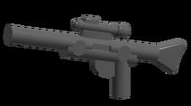 Red Eclipse Gun