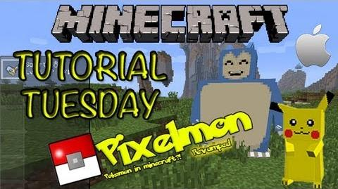 Tutorial Tuesday Minecraft 1.3.2 Pixelmon Mod Installation for Mac