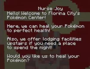 Nurse Joy | Pixelmon Lapis Wiki | FANDOM powered by Wikia