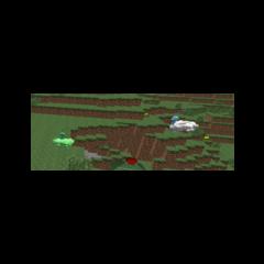 Зеленый босс Altaira и обычная его версия