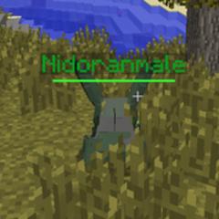 Зеленый босс NidoranMale