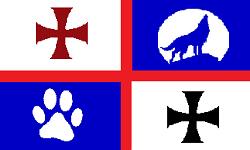 Teutonic Empire Flag