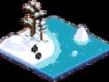 Icy Side Corner