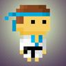 Martial Artist2Male