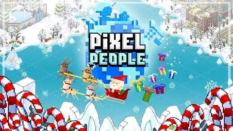 Pixel People - Winter Wonderland trailer