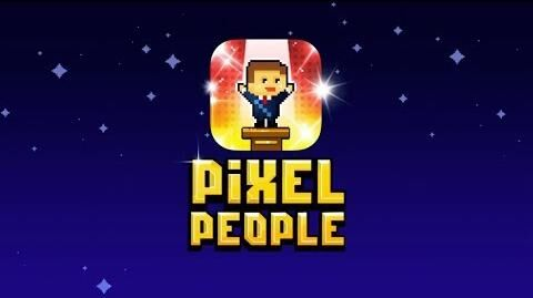 Pixel People - Anniversary Update Gameplay Trailer (HD)