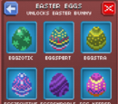 Easter Eggs Mission