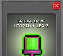 Utopium Leak