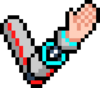 Female Synth Arm