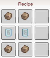 Wall stone window recipe
