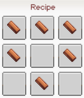 Barrel recipe