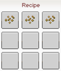 Flour recipe