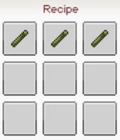 Paper recipe