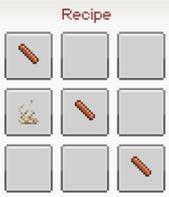 Fishingrod recipe